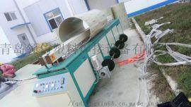塑料板材拼板机PP塑料板卷圆机生产厂家