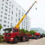东风8吨5节臂随车吊 8吨随车吊多少钱
