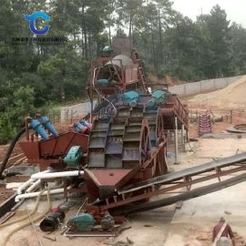华工新型高效叶轮洗砂机厂家直销