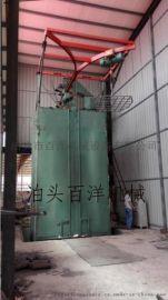 上海376吊钩式抛丸机