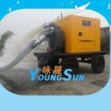6寸污水處理柴油機水泵 8寸農田灌溉柴油機抽水機