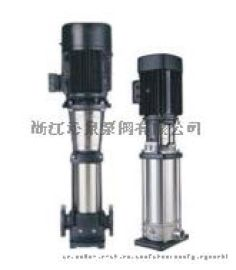 浙江沁泉 50QDKF50-20*8立式不锈钢多级离心泵