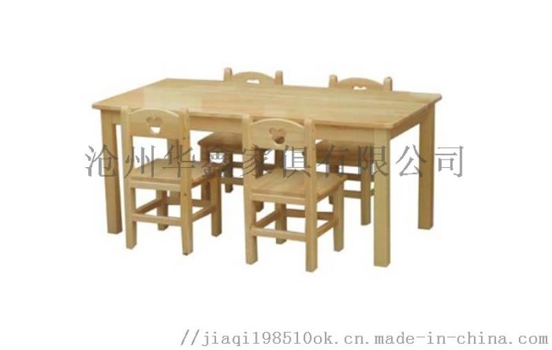 廠家直銷幼兒松木傢俱  環保幼兒園傢俱