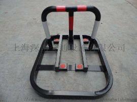 处理赛德斯方型碳素钢手动车位锁 车库防占位地锁