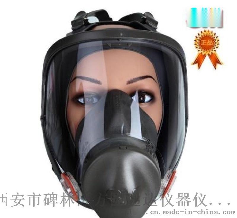 西安3m6800防护全面具