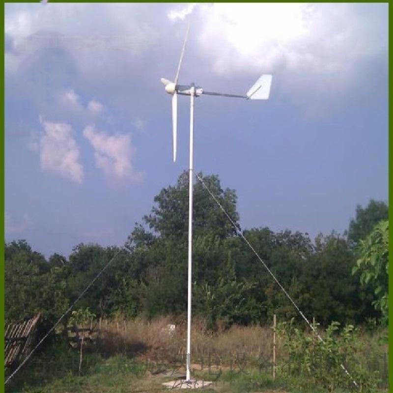 厂家30千瓦风力发电机晟成风电让你免费用电