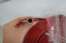 防火耐火硅胶玻璃纤维管