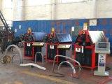 彎弧機設備廠家生產鋁型材滾彎機