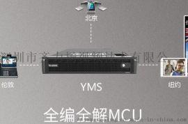 新疆援建项目YMS1000视频会议MCU服务器