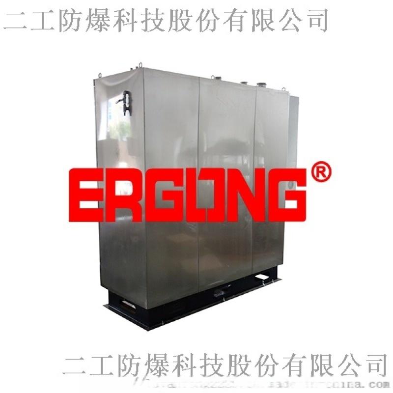 非標定製防爆正壓櫃IIC級可燃粉塵控制箱