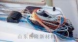 廠家直供各種塑料繩、船用纜繩、丙綸繩、編織繩
