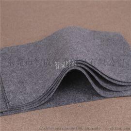 厂家报价灰色地垫地毯用**棉 **无纺服装衬批发