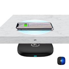 zeepower电脑桌专用长距离无线充电器