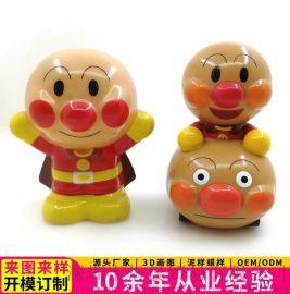 定制PVC婴儿儿童浴室洗澡戏水玩具捏捏B叫喷水公仔