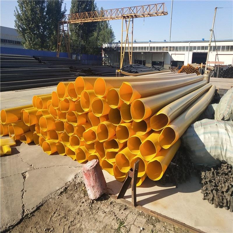 吕梁 鑫龙日升 塑套钢聚氨酯保温管dn450/478聚氨酯热力保温管