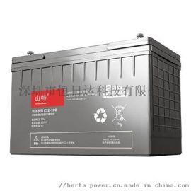 山特12V38AH铅酸蓄电池