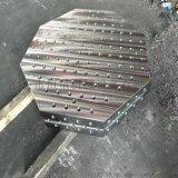 恆量三維柔性焊接平台機器人工作臺定制臺工裝夾具