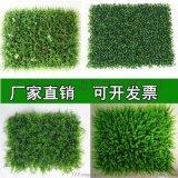 背景植物牆秧苗帶花超市陽臺裝飾塑料模擬植物草坪