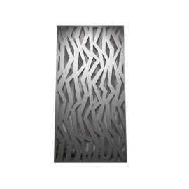 铝窗花厂家直销造型建材装饰材料木纹铝窗花古典式造型