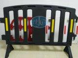深圳塑料黑胶马|可连接围栏护栏|交通隔离栏批发