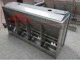 干湿自由采食槽干湿料槽双面自动料槽育肥猪食槽