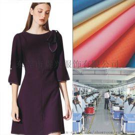 欧美连衣裙加工定制女装加工连衣裙贴牌生产