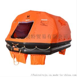 HYF-Z20自扶正气胀救生筏 CCS证书