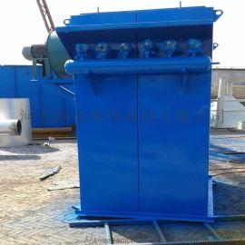 河南锅炉厂家配套使用的64袋燃煤锅炉除尘器