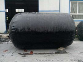 500mm充气式管道堵水气囊使用方法