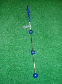 大衛.李貝特高爾夫揮杆練習器-LD14351