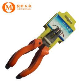 欧式钢丝钳 老虎钳 克丝钳6寸7寸8寸手动工具