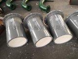 陶瓷三通耐磨管 泰州耐磨管道 江河机械