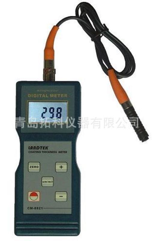 分体带线的测锌仪CM8821 养殖设备锌层厚度计