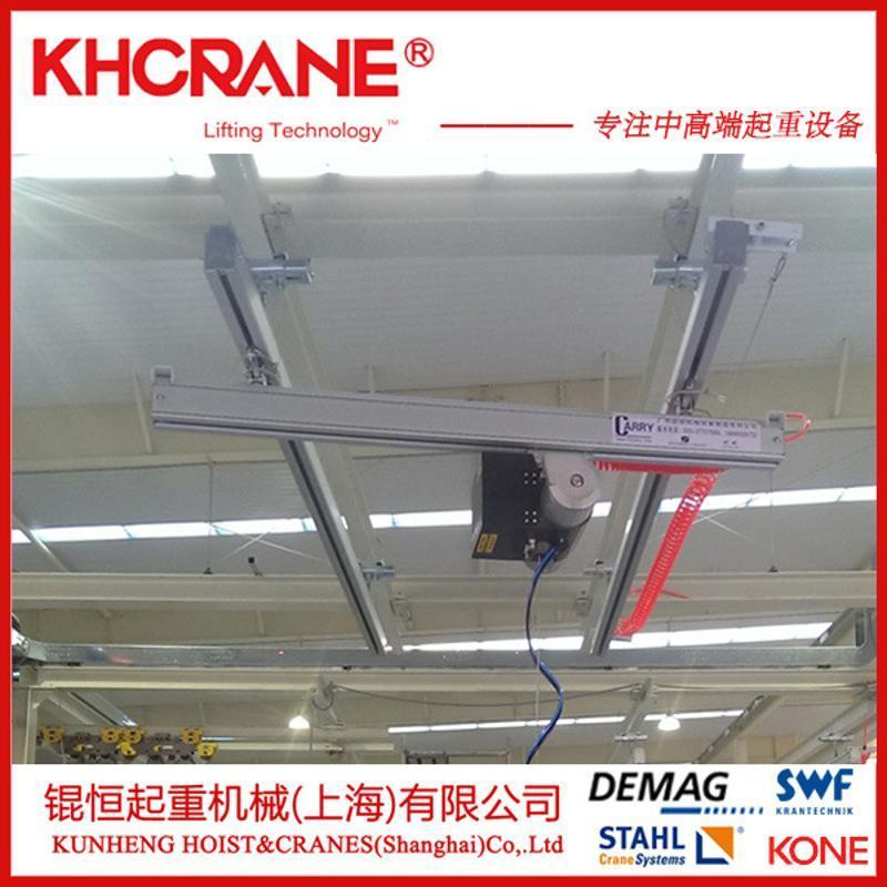 不锈钢KBK轨道,铝合金KBK起重机,组合式KBK起重机,KBK轨道行车