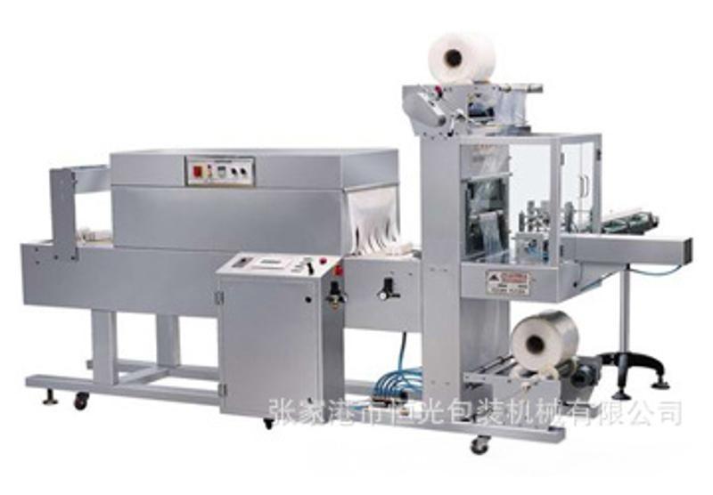 張家港包裝機 大輸液熱收縮包裝機  不鏽鋼材質