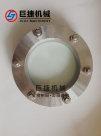 不锈钢法兰视镜 高压视镜 带灯压力容器视镜 304法兰视镜规格