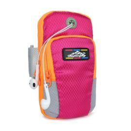 境外專供 運動中攜帶手機零錢的手臂包 牛津防水腕包臂袋定制批發