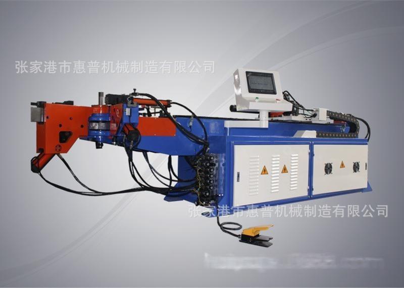 CNC数控弯管机50型两轴单层模弯管机
