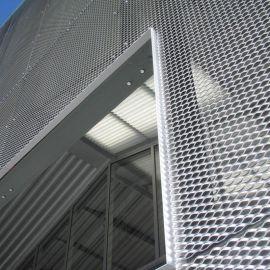 裝飾網板 鋁板裝飾網 商場幕牆裝飾網板 幕牆裝飾網