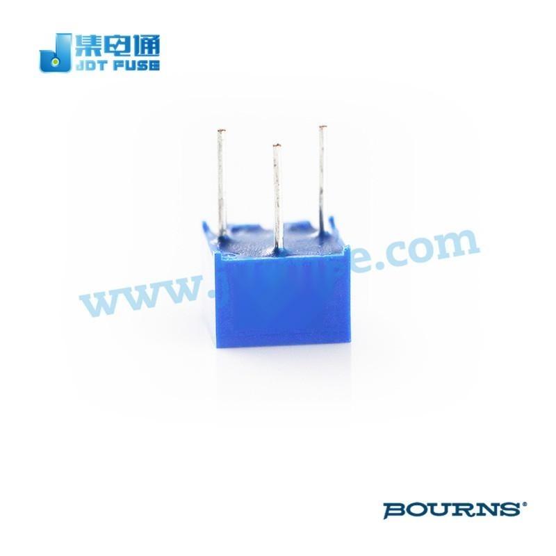 邦士原裝現貨BOURNS(伯恩斯)微調電位器3362P-1-500LF