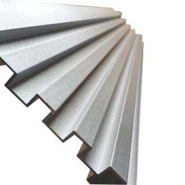 【厂家定制】波浪形冲孔铝单板厂家直销粉末氟碳铝单板