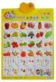 有声挂图厂家 益智玩具 水果挂图 婴幼教具