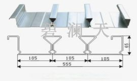 yxb60-200-600闭口钢承板