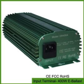 400W电子镇流器用于金卤灯/钠灯 室内照明 厂房照明