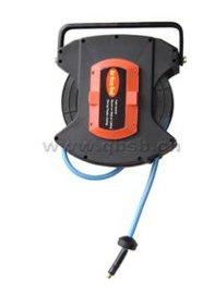 自动回收卷管器 夹纱气管卷盘 伸缩型卷轴 软管卷鼓