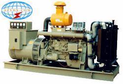 小功率90KW潍柴系列柴油发电机
