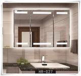 led發光浴室鏡無框防霧衛生間壁掛