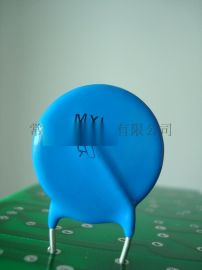 25D471K 25D511K 25D561防雷型压敏电阻器