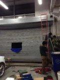 鬆江區卷簾門生產維修 電動門安裝 網型門加工