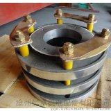 電動機配件球磨機轉子滑環,礦用電機轉子滑環,水泥廠轉子滑環